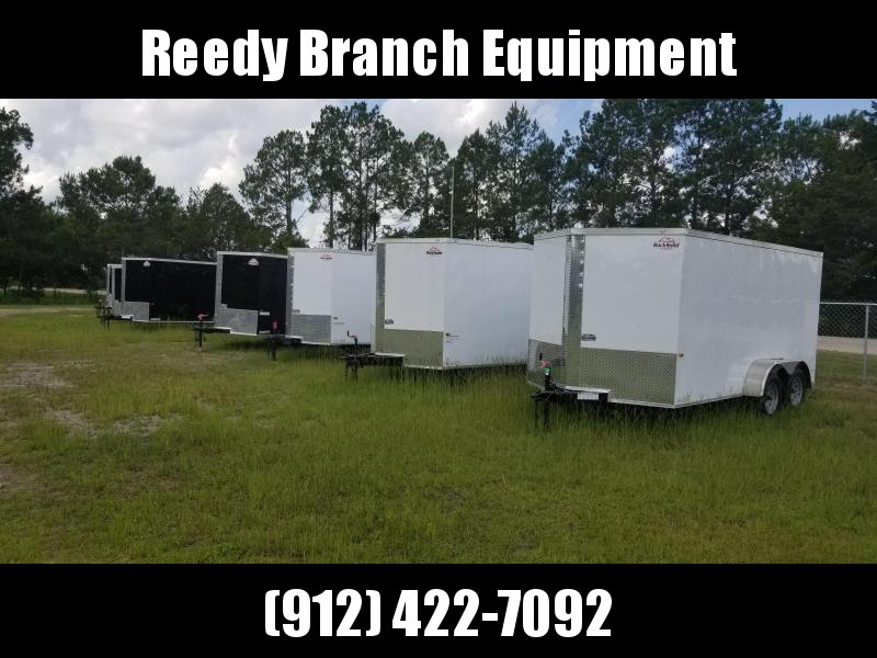 2019 ROCK SOLID CARGO(ALL SIZES) (FACTORY DIRECT PICKUP)(DOUGLAS GA) Enclosed Cargo Trailers