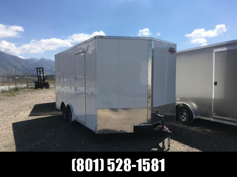 2019 Cargo Mate 8.5x16 Car Hauler Enclosed Cargo Trailer in Ashburn, VA