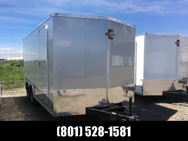 Charmac 100x16 Stealth Enclosed Cargo Trailer