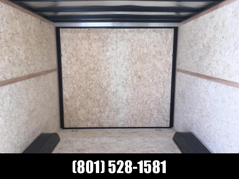 Charmac 100x16 Stealth Enclosed Cargo Trailer