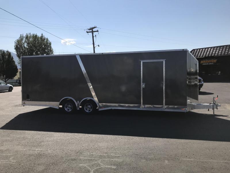 2019 Cargo Mate 8x26 Aluminum Redline Enclosed Cargo Trailer