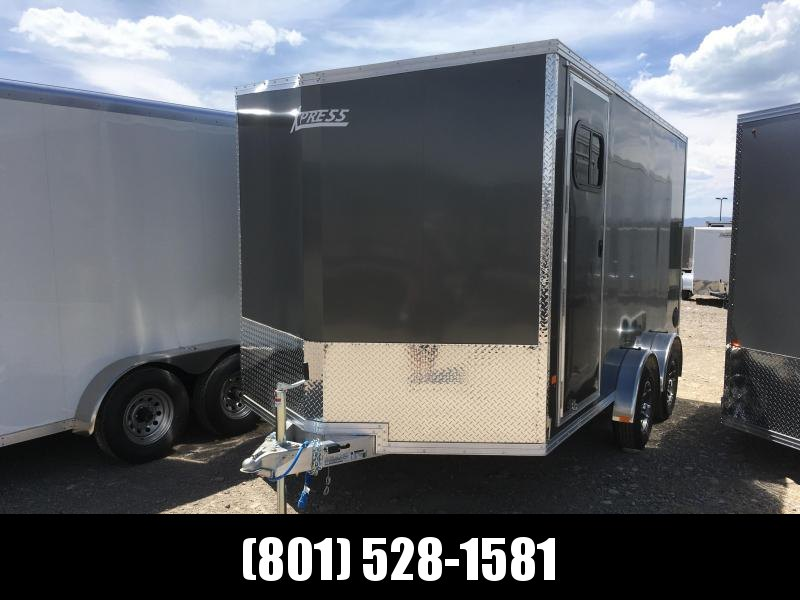 7.5x14 Charcoal High Country Xpress Cargo Trailer