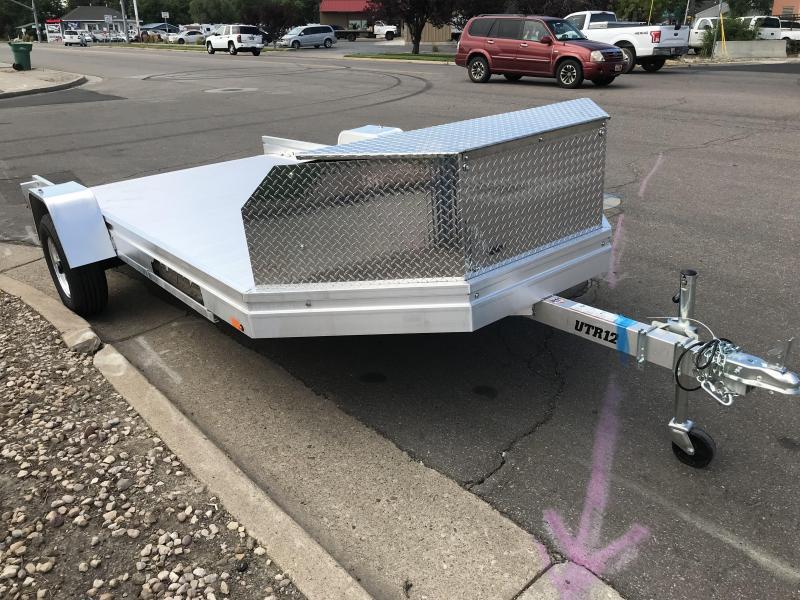 2019 Aluma 78x12 UTR12 Utility Trailer
