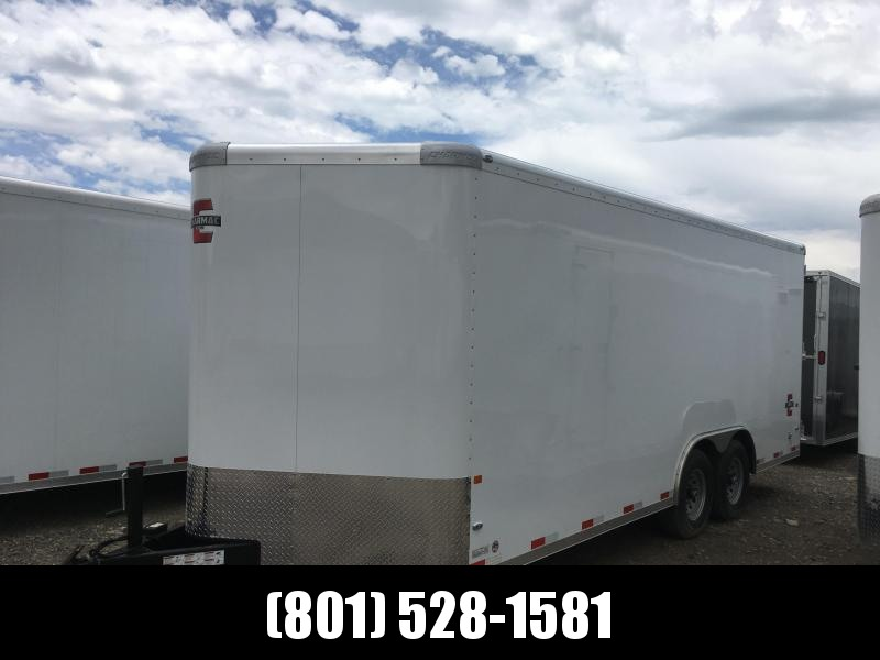 100x20 Charmac Commercial Duty Cargo Trailer with 7k Axles in Ashburn, VA