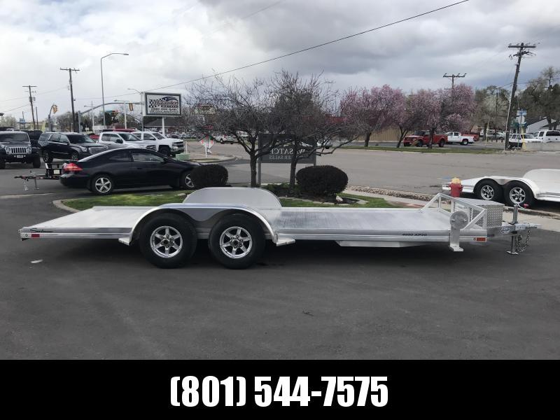 2019 Sundowner Trailers 20 AP 4000 Aluminum Car Hauler   in Ashburn, VA
