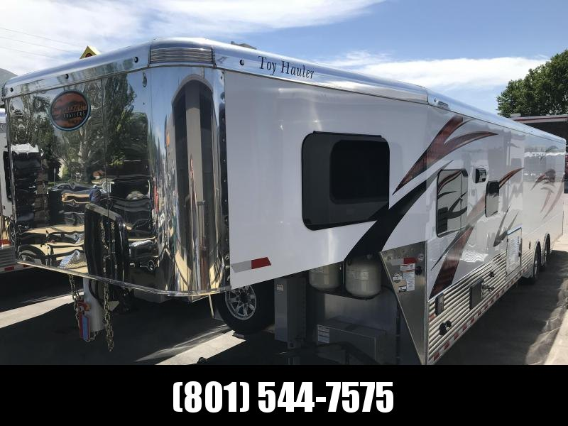 2018 Sundowner Trailers 40ft (2286) Living Quarter Toy Hauler in Ash Fork, AZ