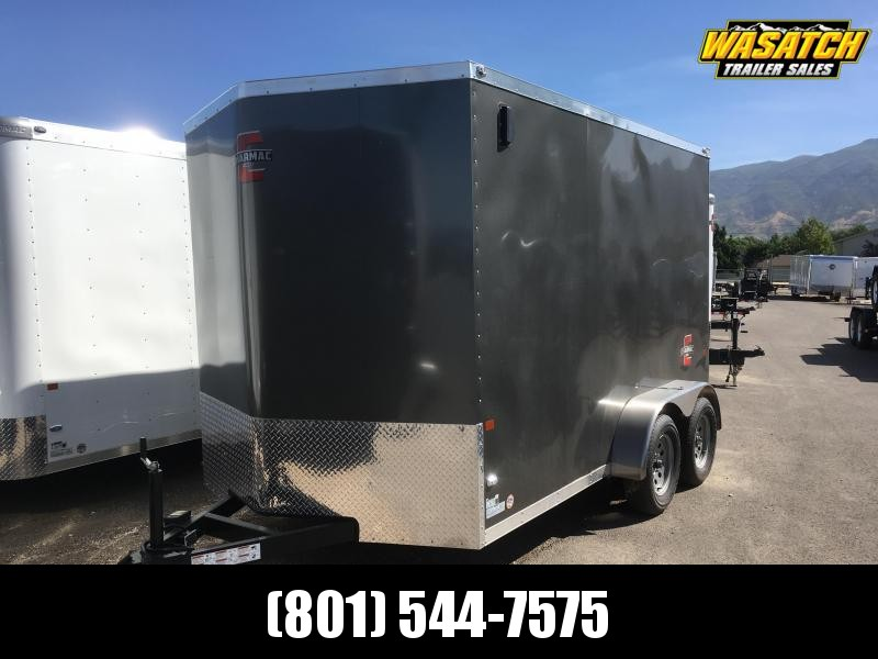 2019 Charmac Trailers 7x12 Stealth Cargo Trailer