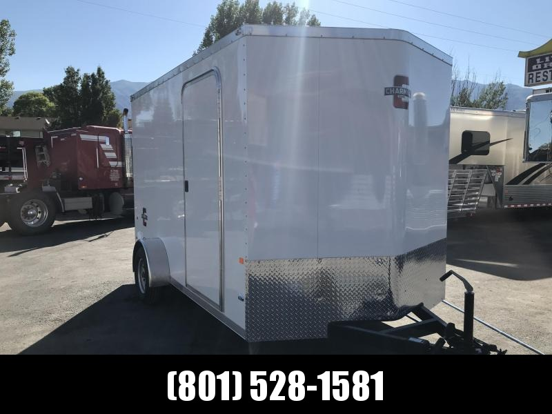 2019 Charmac Trailers 7x12 Stealth Enclosed Cargo Trailer in Ashburn, VA