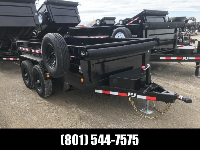 PJ 6x12 Tandem Axle Dump (D3) Dump