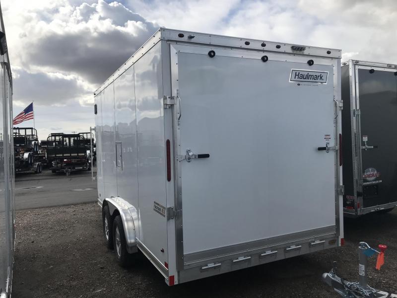 2018 Haulmark 20ft Snowmobile Trailer