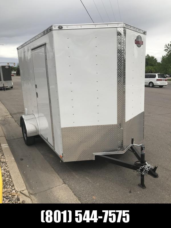 2019 Cargo Mate 6 x 10 Enclosed Cargo Trailer in Ashburn, VA