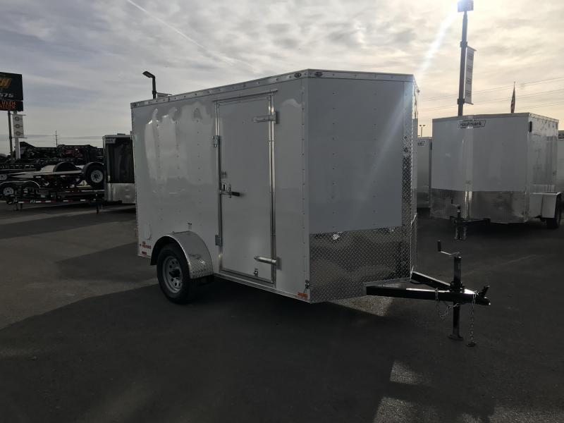2019 Cargo Mate 6X10 Edge Series Enclosed Cargo Trailer