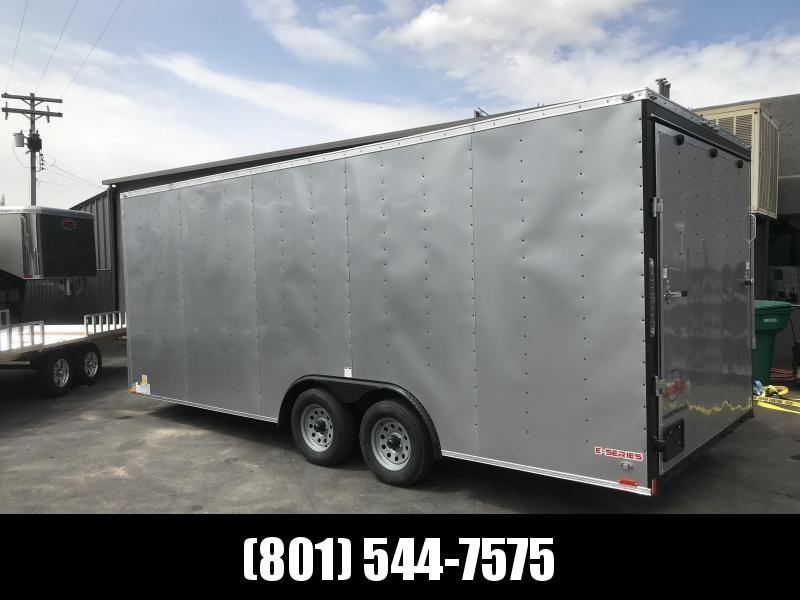 2019 Cargo Mate 8 x 20 E-Series Enclosed Cargo Trailer