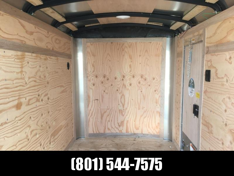 New Cargo Mate 5x8 Blazer Enclosed Cargo Trailer