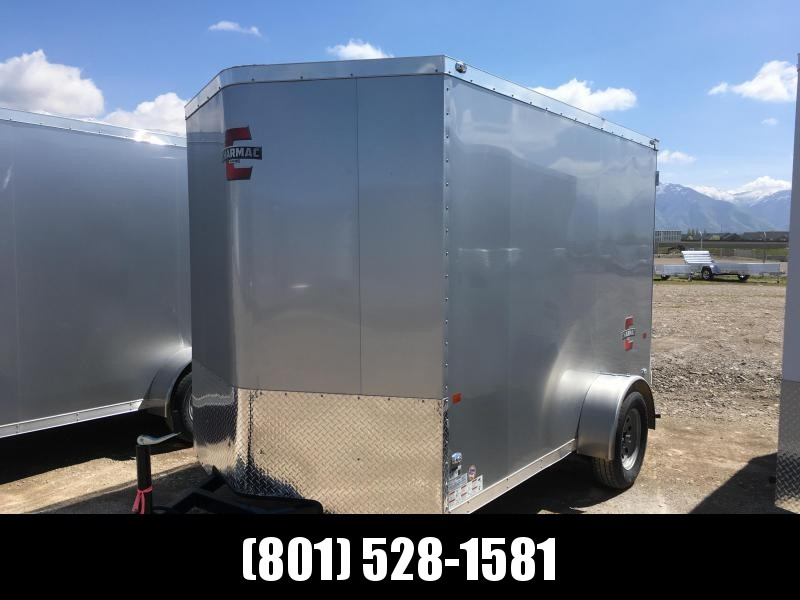 2019 Charmac Trailers 6x10 Stealth Enclosed Cargo Trailer in Ashburn, VA