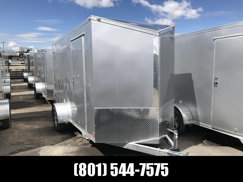 Cargo Mate 6x12 Silver Redline Aluminum Cargo