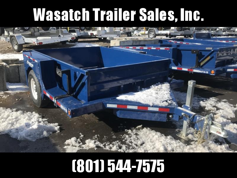 2019 Air Tow USN10-55 Flatbed Trailer
