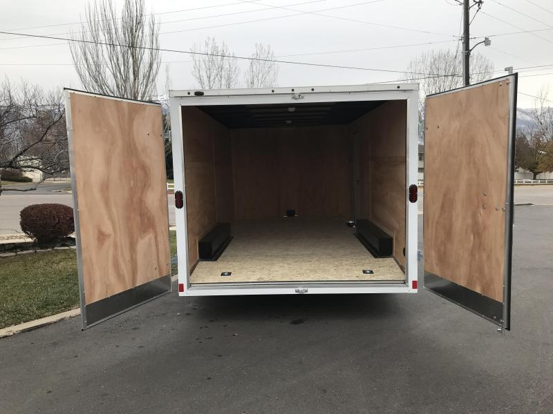 2019 Haulmark 8.5x16 Passport Enclosed Cargo Trailer