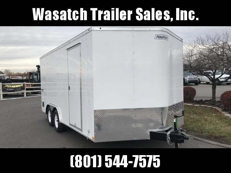 2019 Haulmark 8.5x16 Passport Enclosed Cargo Trailer