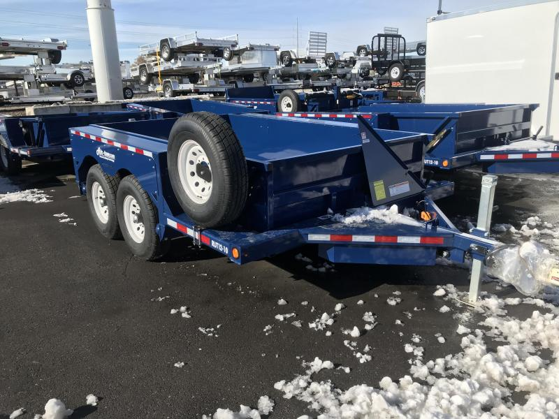 2019 Air Tow RUT12-10 Flatbed Trailer