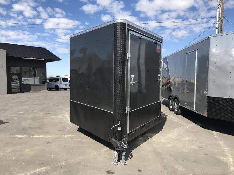 2018 Cargo Mate 23 ES Snowmobile Trailer
