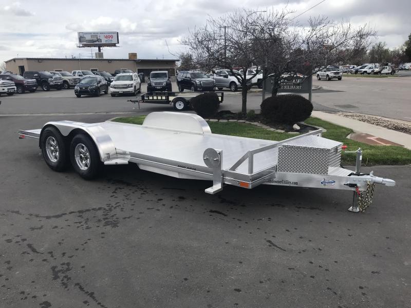 2019 Sundowner Trailers 20 AP 4000 Aluminum Car Hauler | Wasatch ...