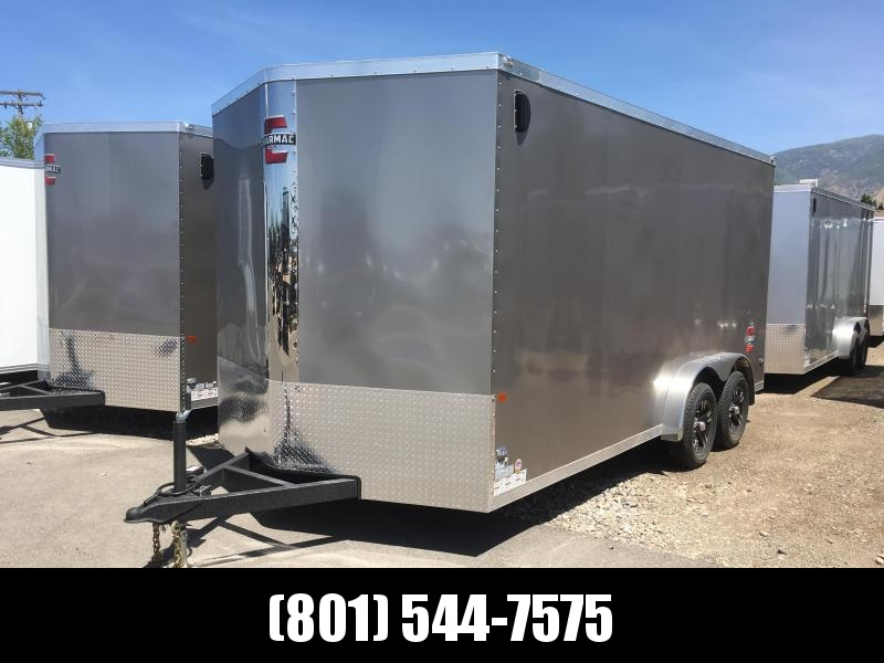 2019 Charmac Trailers 7.5x16 Stealth Cargo Trailer with Diamond Package
