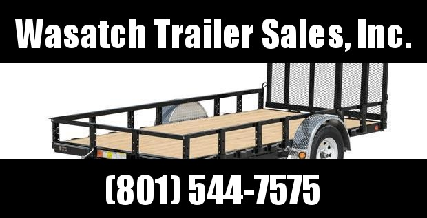 2019 PJ Trailers 14ft - 77 in. Channel Utility (U7) Utility Trailer