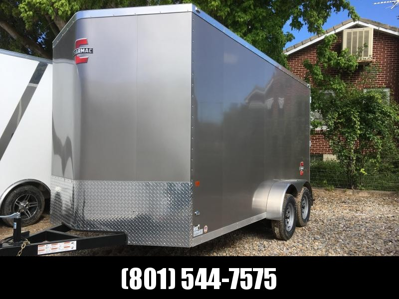 New 7x14 Charmac Stealth Cargo Trailer