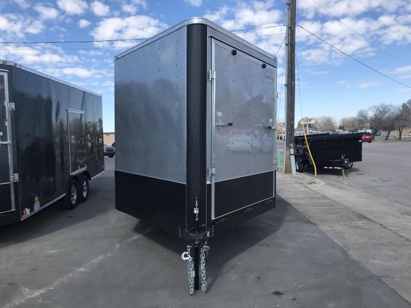2018 Cargo Mate 25' ES Snowmobile Trailer