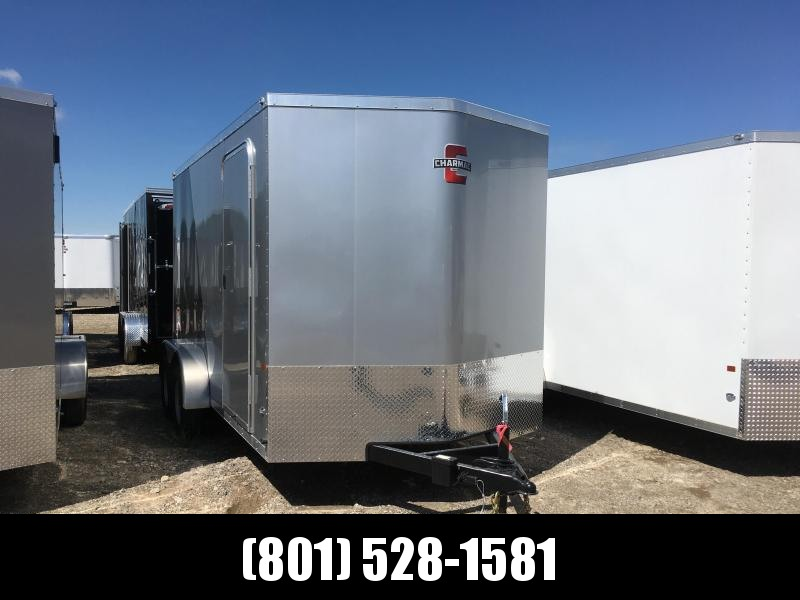 2019 Charmac Trailers 7x14 Stealth Enclosed Cargo Trailer in Ashburn, VA