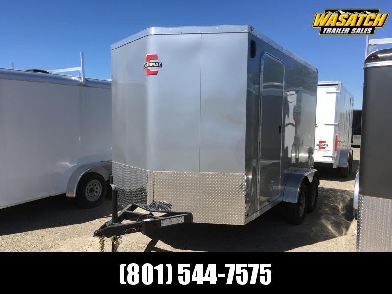2020 Charmac Trailers 7x12 Stealth Cargo Enclosed Cargo Trailer