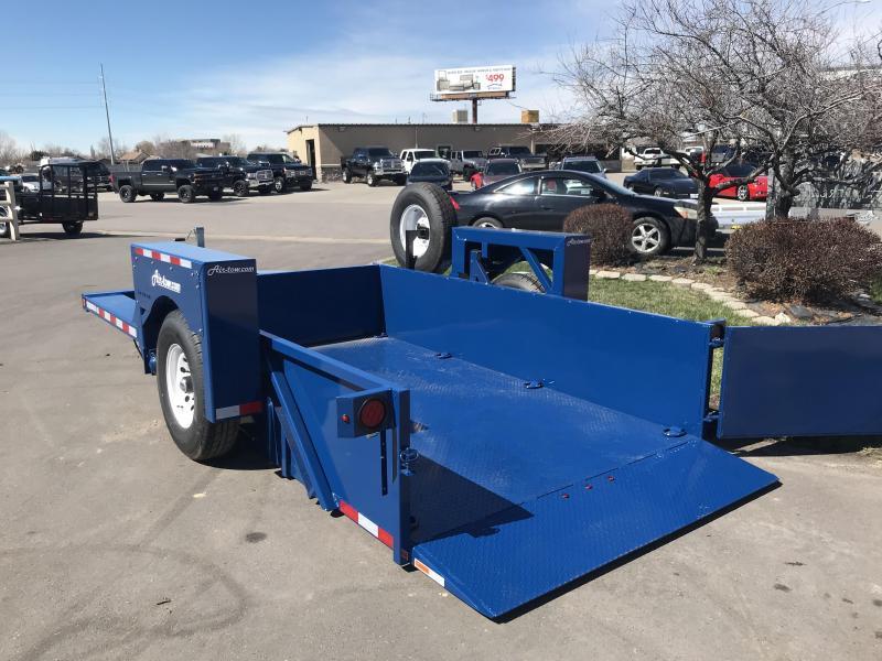 2018 Air Tow 12x75 Utility Trailer