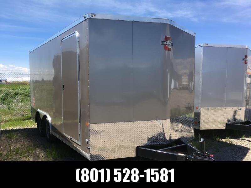 Charmac 100x16 Stealth Enclosed Cargo Trailer in Ashburn, VA