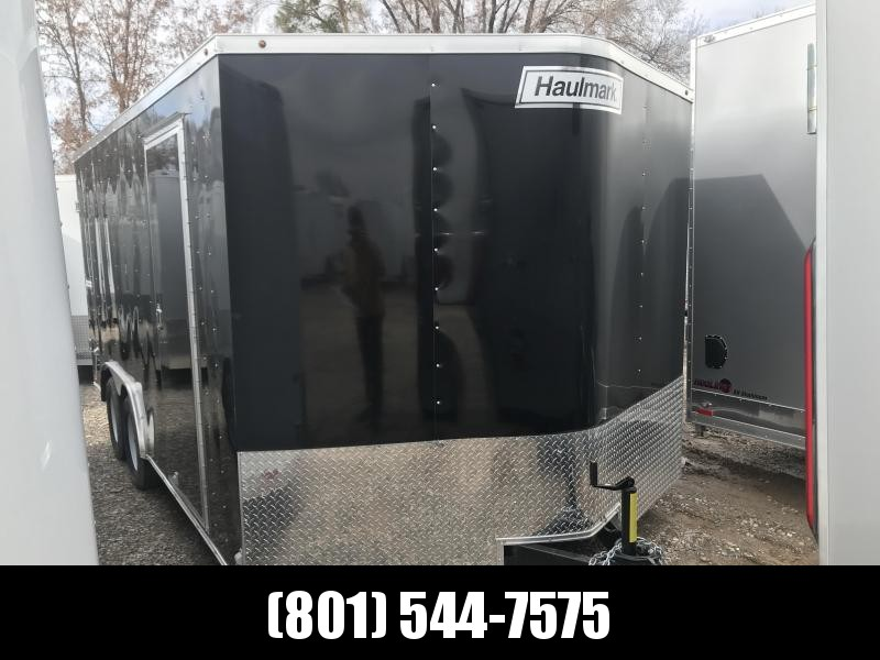 2018 Haulmark 8x16 Passport Enclosed Cargo Trailer