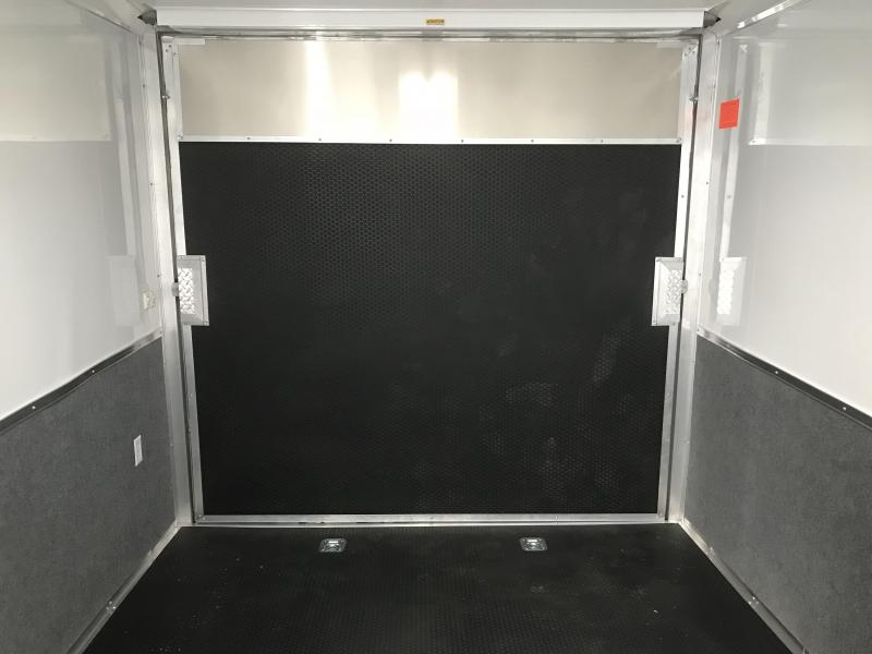 2018 Cargo Mate 8x24 Aluminum Eliminator Car Hauler