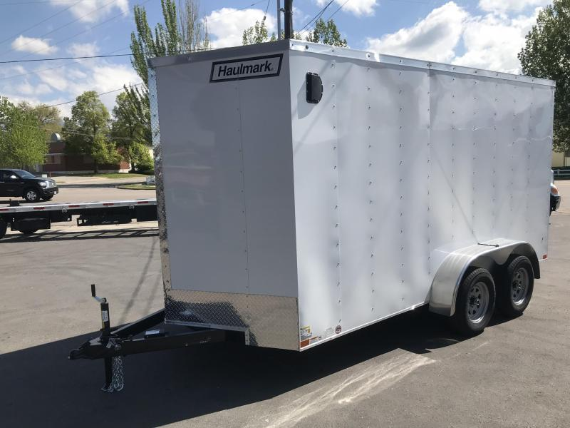 2018 Haulmark 7 x 14 VG3000 Enclosed Cargo Trailer
