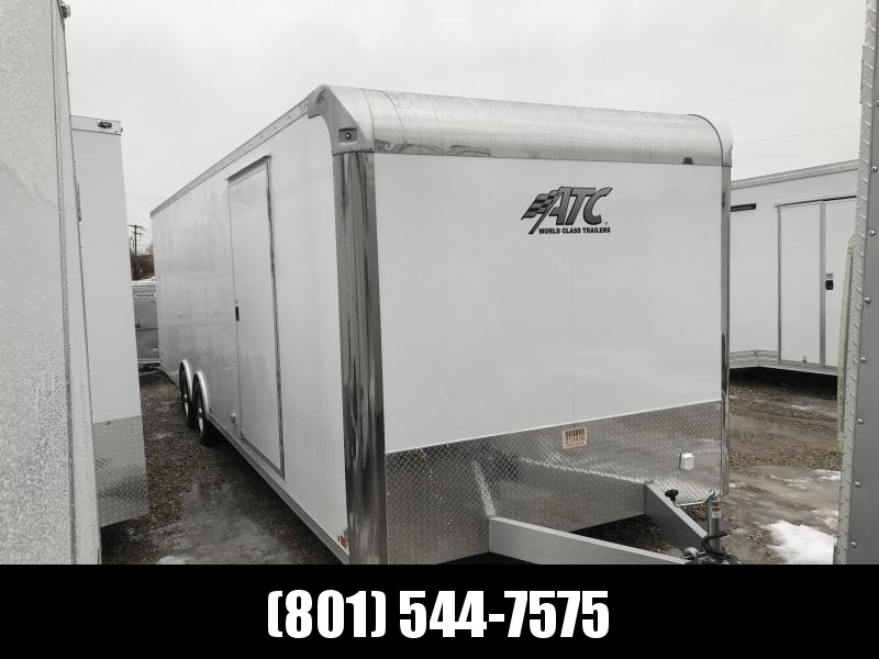 2019 ATC 24' Raven Enclosed Cargo Trailer in UT