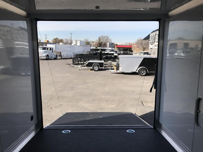 2018 Charmac Trailers 28' Snowmobile Trailer