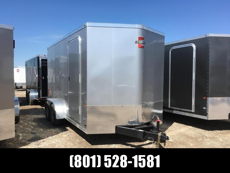 2019 Charmac Trailers 7x14 Stealth Enclosed Cargo Trailer