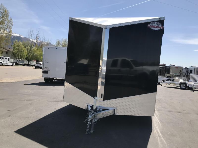 2019 Cargo Mate 8 x 16 Enclosed Cargo Trailer