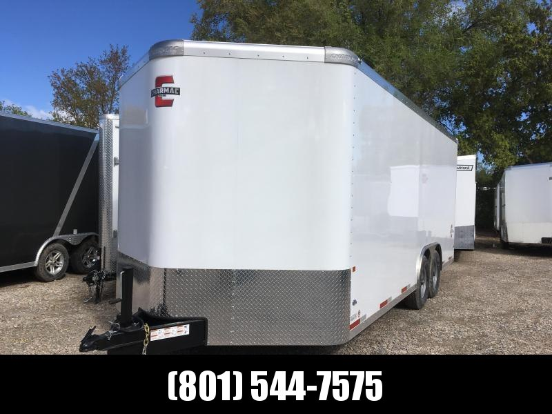 2019 Charmac 100x20 Commercial Duty Cargo Trailer