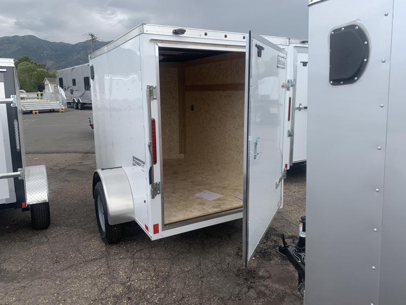2020 Haulmark 5x8 Passport Deluxe Enclosed Cargo Trailer