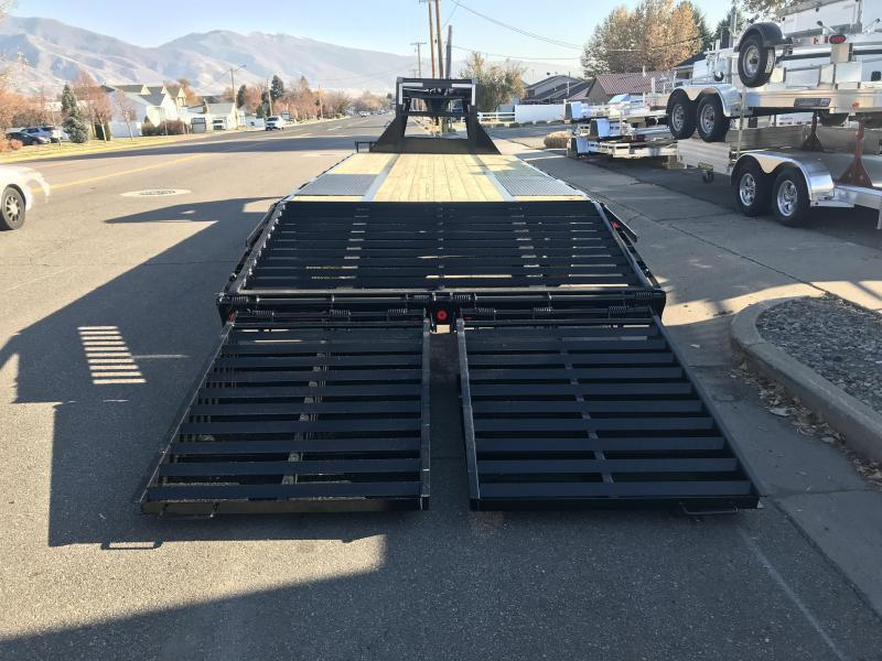 2019 PJ Trailers 25ft - Low-Pro Flatdeck with Duals (LD) Flatbed Trailer