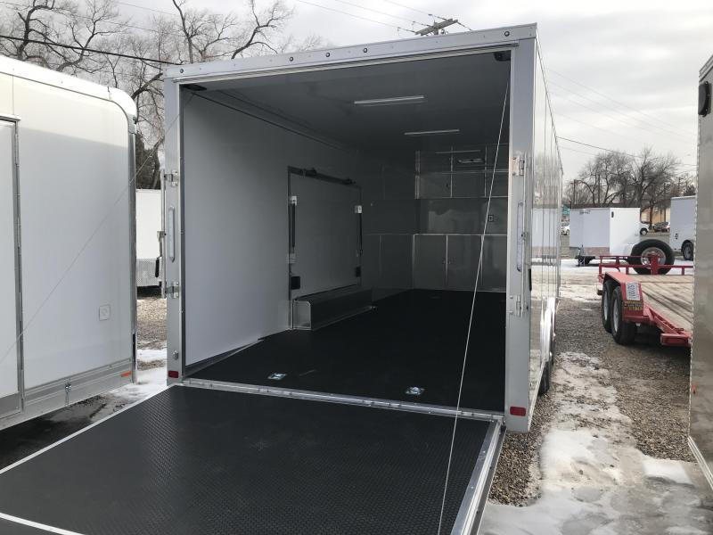 2019 ATC 24' Raven Enclosed Cargo Trailer