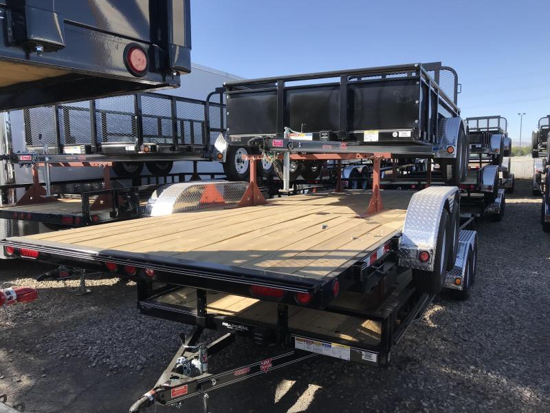2018 PJ Trailers 20ft C4 Car Hauler