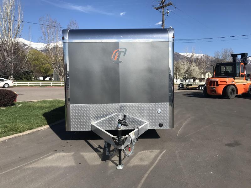 2018 inTech Trailers 28 Lite Car Hauler