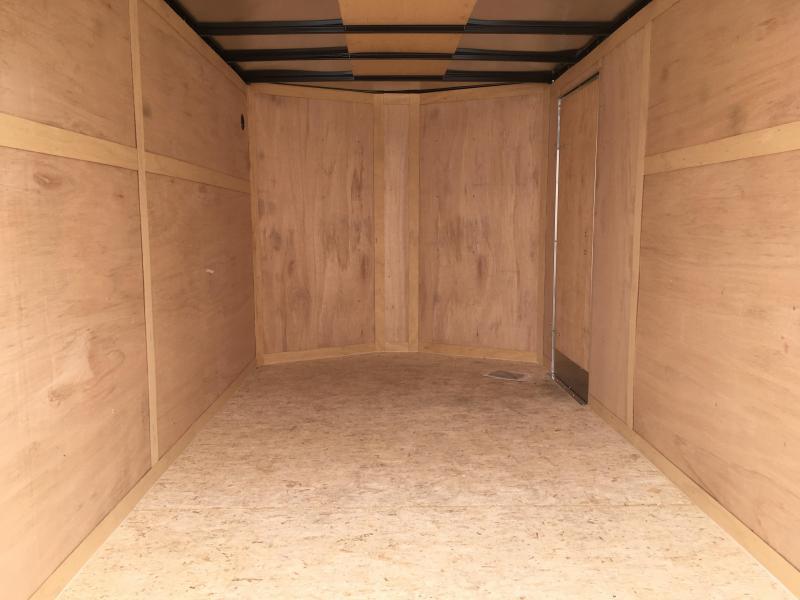 2019 Haulmark 7x14 Passport Enclosed Cargo Trailer