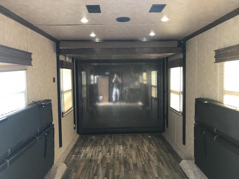 2018 Sundowner Trailers 38ft (3486) Living Quarter Toy Hauler