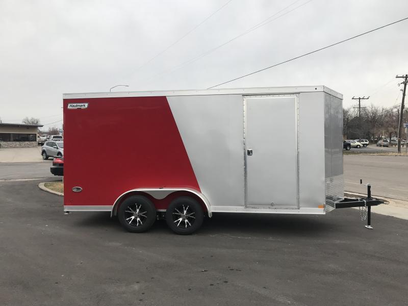 2018 Haulmark 7X16 VG7000 Series Enclosed Cargo Trailer